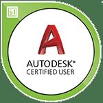 Autodesk AutoCAD Certified User certification