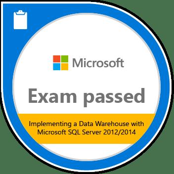 Administering Microsoft SQL Server certification