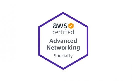 AWS Certified Advanced Networking - Specialty, AWS Advanced Networking Course,