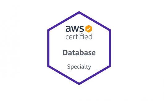 AWS Database course,