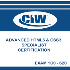 Advanced HTML5 & CSS3 Specialist