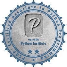 PCAP – Certified Associate in Python Programming