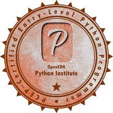 PCEP – Certified Entry-Level Python Programmer