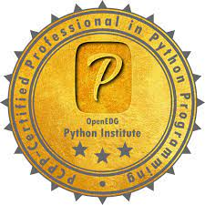 PCPP1 – Certified Professional in Python Programming 1