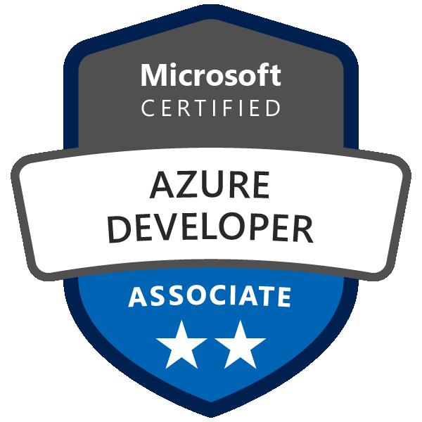 Azure Developer Associate Course